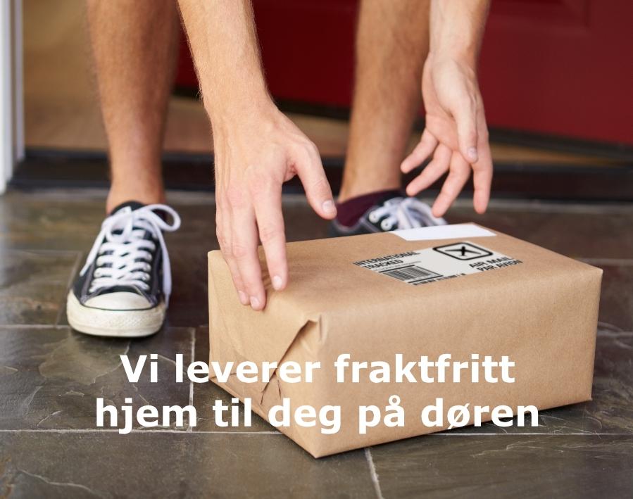 Kjøp snus på nett, fri frakt i hele Norge